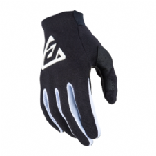 New 2020 Adult Answer AR2 Bold BLACK WHITE Gloves